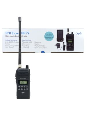 Statie radio CB portabila PNI Escort HP 72